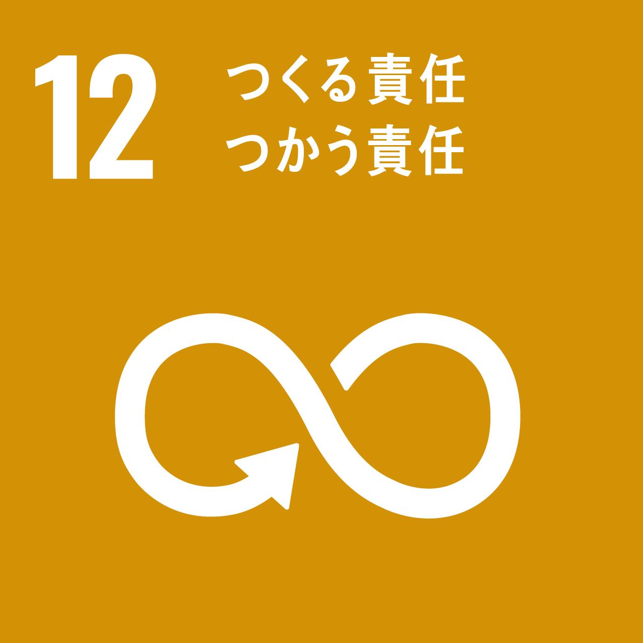 12.つくる責任、つかう責任